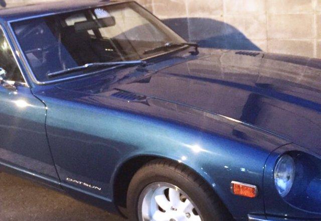 DATSUN ダットサン 240Z 販売開始!